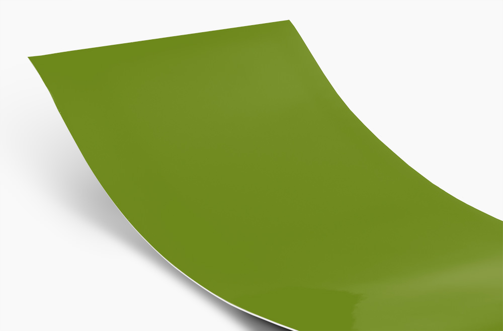 Vinyl Color Lime Green